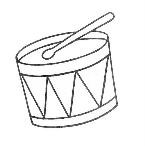 PATCHCOLAGEM-APPLIQUE: INSTRUMENTOS MUSICAIS