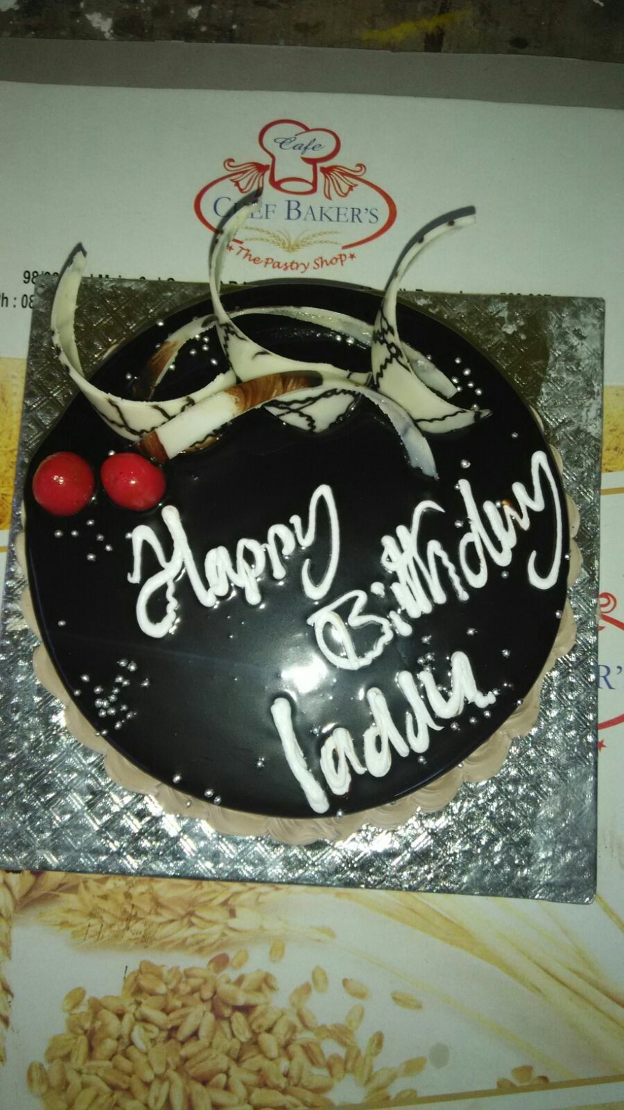 Birthday is the happiest moment for birthday person and cake is the