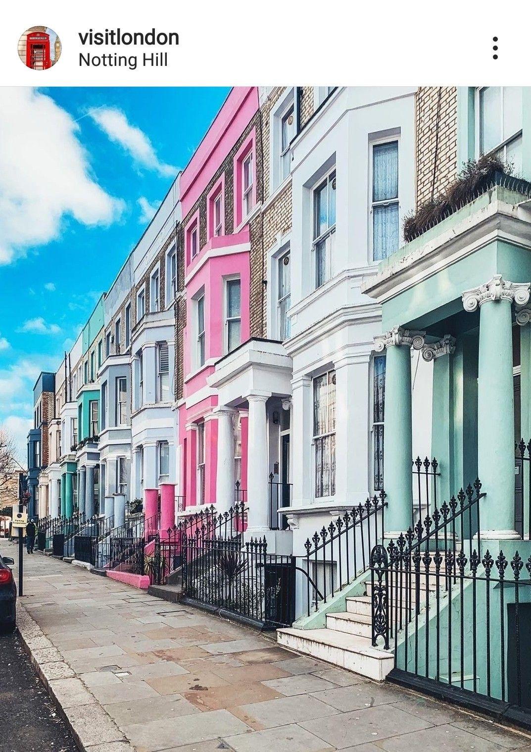 Idee van Cocoalie op London in 2020