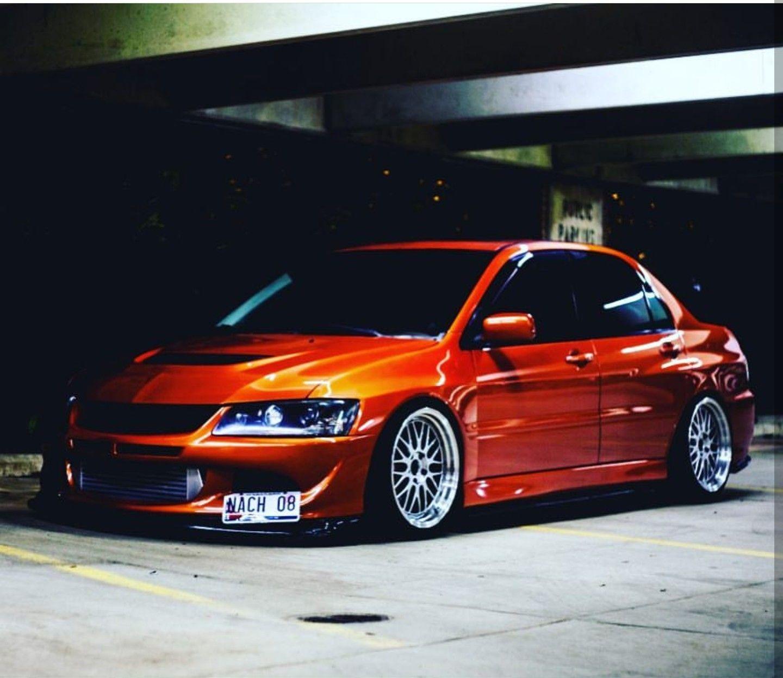Mitsubishi Lancer Desktop Wallpaper