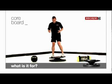 bulto rueda exhaustivo  Reebok Core Board Product Series - What is the Core Board used for? | Core,  Strengthen ankles, Abs workout