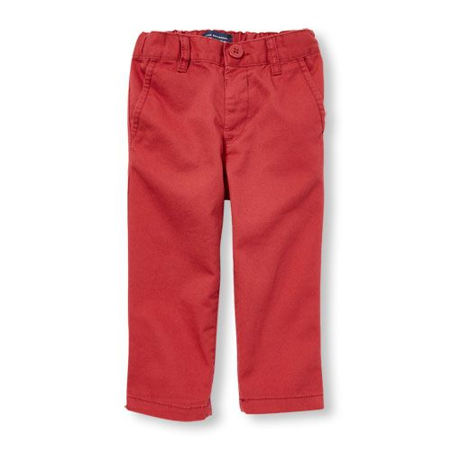 The Childrens Place Boys Big Slim Chino Shorts