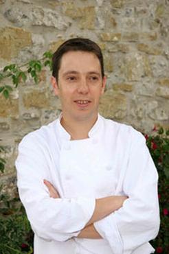 David Yarnoz. Cocinero Revelación 2004 #Madridfusion