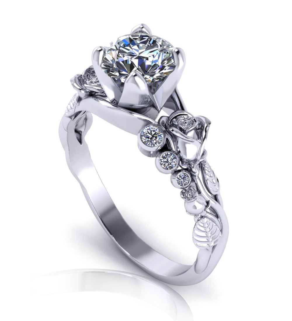searching for unusual engagement rings see this amazing selection of unique engagement rings created by - Unusual Wedding Rings