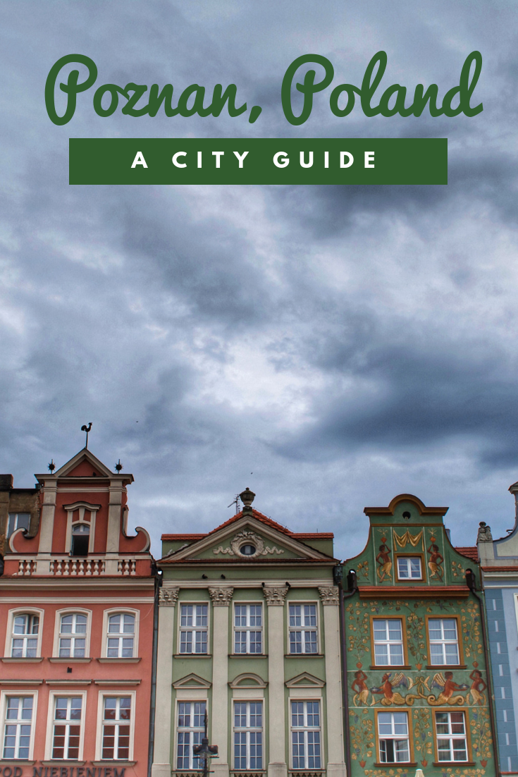 Visiting Poznan The Prettiest Of Cities In Poland Speck On The Globe Poland Travel Europe Travel Eastern Europe Travel