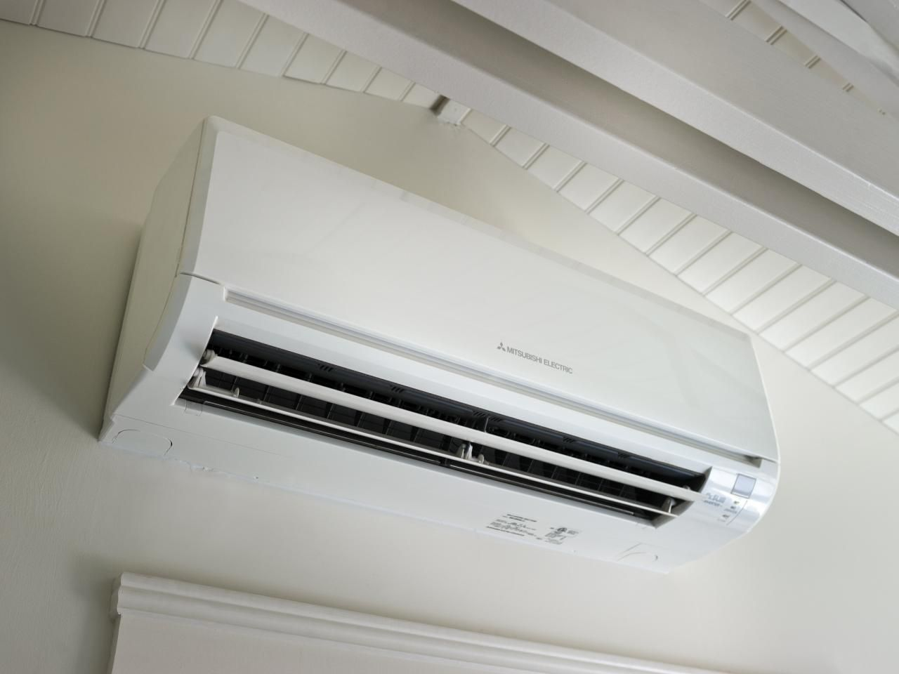 Basement window air conditioning units - Is Ductless Heating And Cooling Right For You Window Air Conditionerhome
