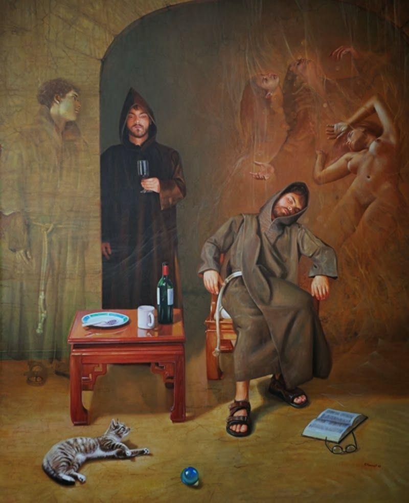 Hyperrealism Visual Arts: Catherine La Rose: Ramiro RAMÍREZ CARDONA