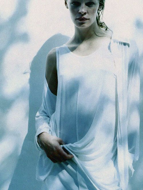 american-idolatry: Marie Claire August 1998,...