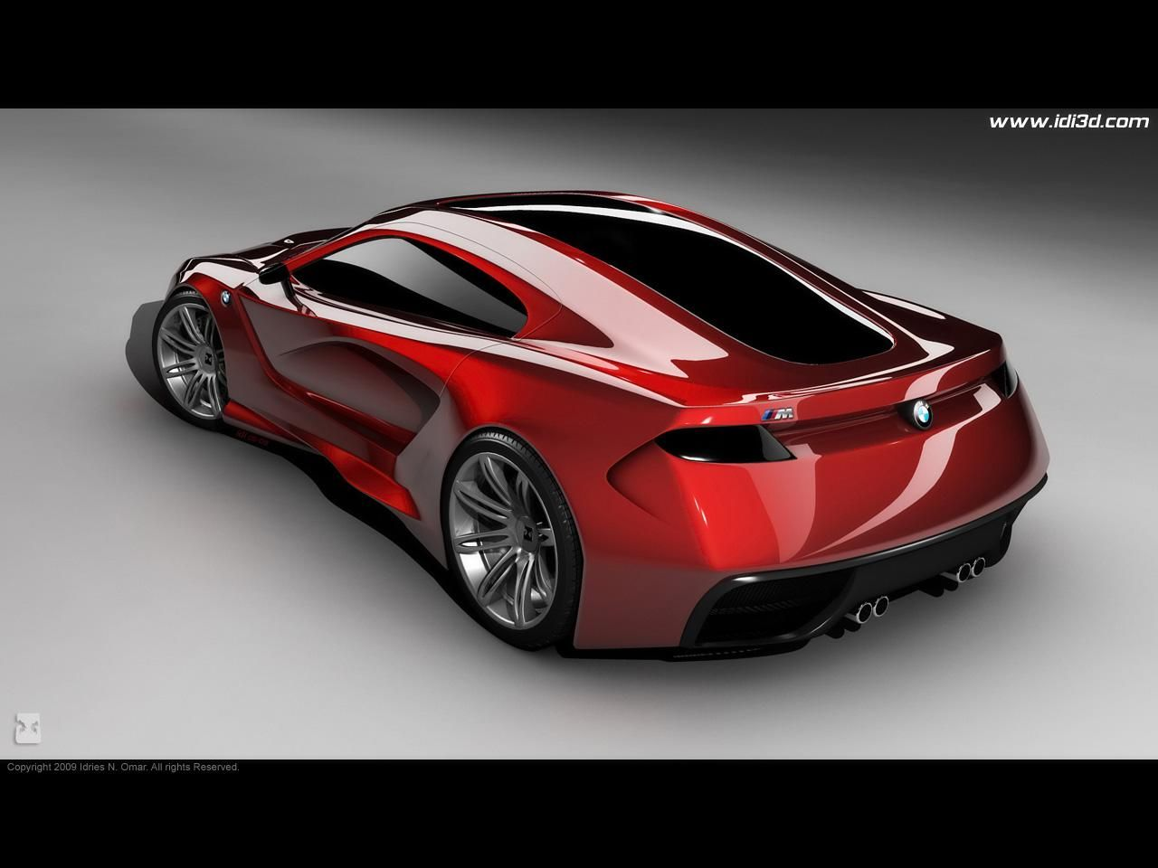 Bmw Announces New Supercar Will Be Called Bmw M9 Bmw Concept Concept Cars Super Cars