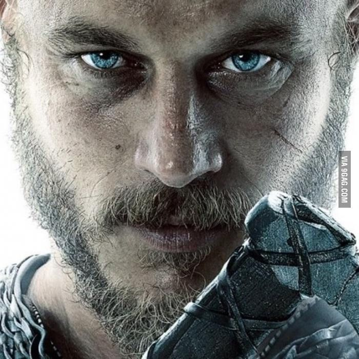 Waiting For Season 4 This Man Is Awsome Ragnar Lodbrok Any Other Viking Fans Ragnar Lothbrok Vikings Travis Fimmel Vikings Ragnar