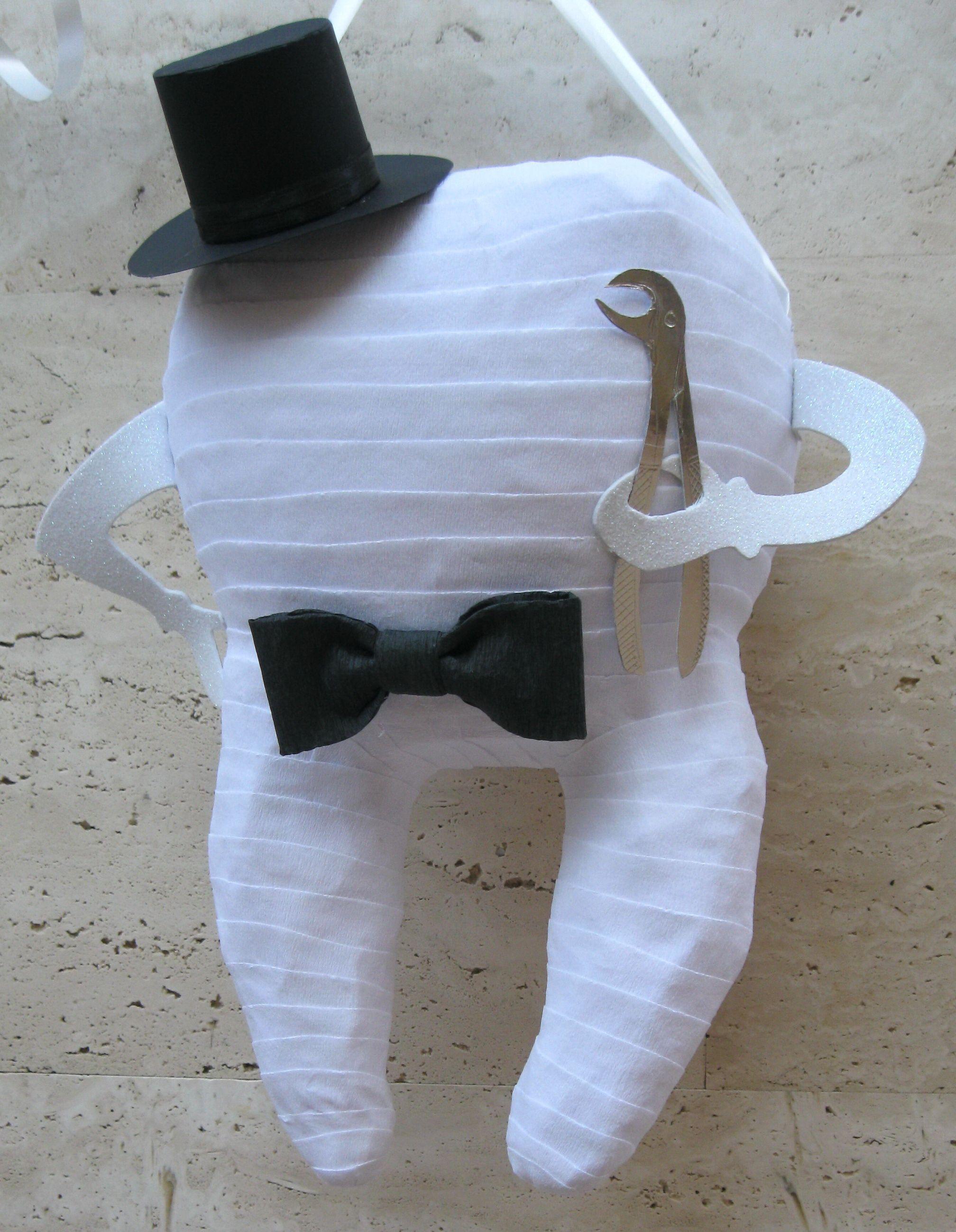 Tooth Pinata Pinatas