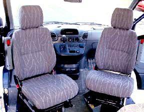 Sprinter Swivel Seat Base Adapter With Offset Pivot Ford Transit Sprinter Van Swivel Seating