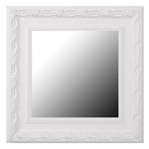 Acadia Dove White - mirrormate.com - has frames to make a plain ...