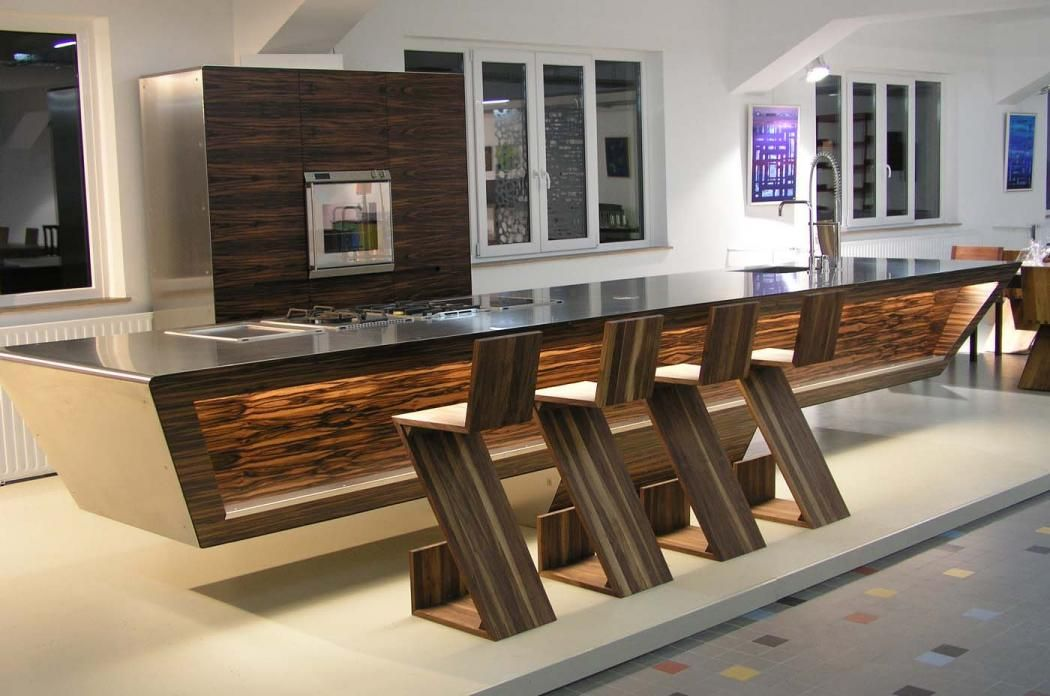 kitchen design wood. kitchen bar wood and steel design from unikat best home news ll e