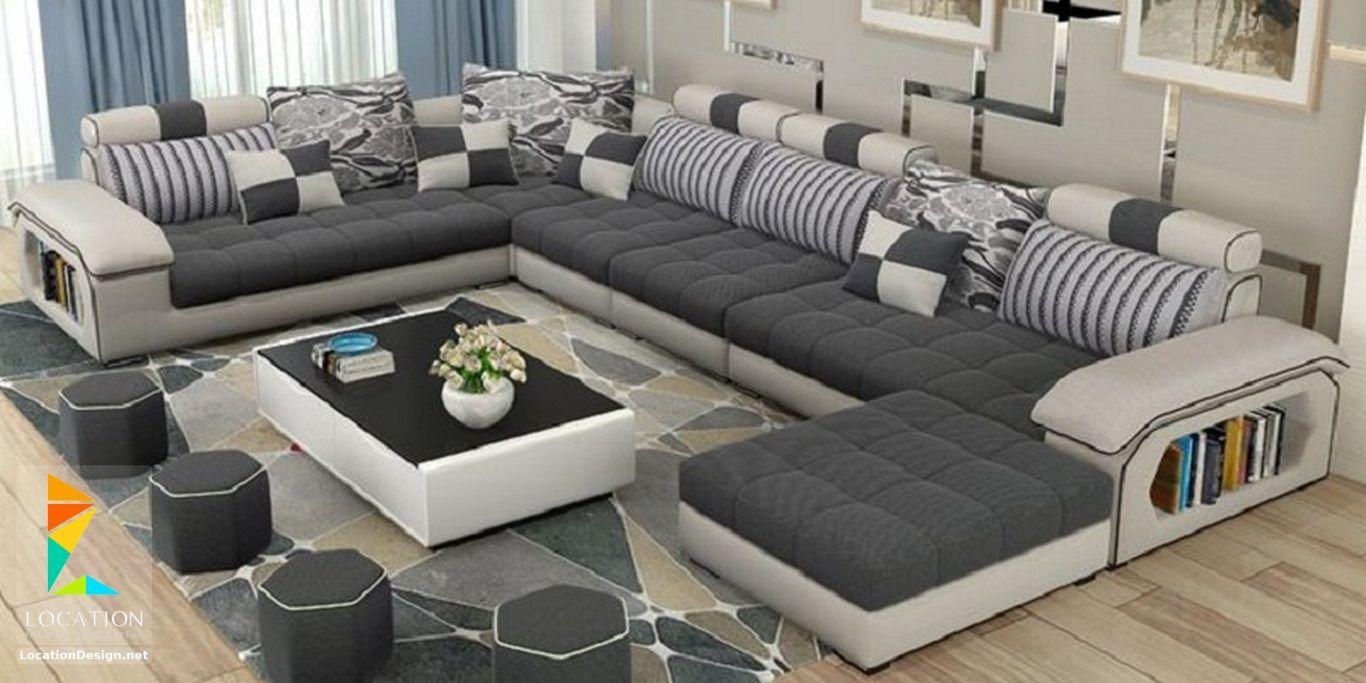 اشكال ركنات مودرن واسعارها لوكشين ديزين نت Luxury Sofa Design Sofa And Loveseat Set Corner Sofa Design