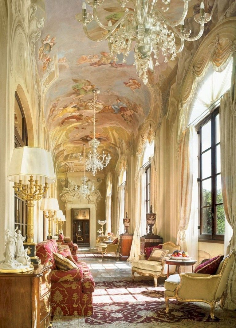 30 Marvelous Renaissance Living Room Ideas To Inspire You