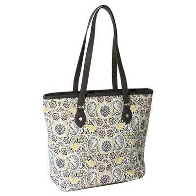 Women's Waverly Medium Tote Handbag, Multi-Colored