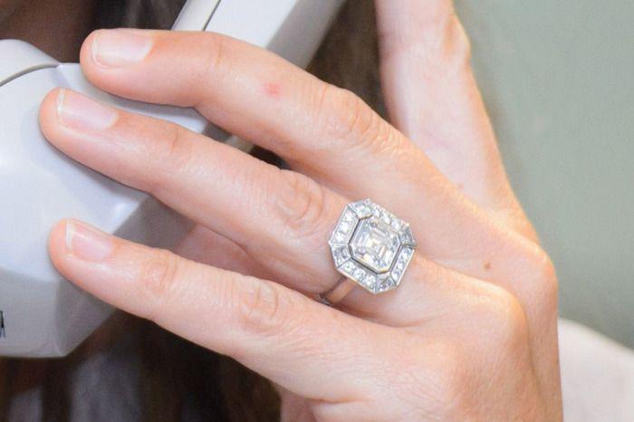 Image Result For Pippa Middleton Engagement Ring