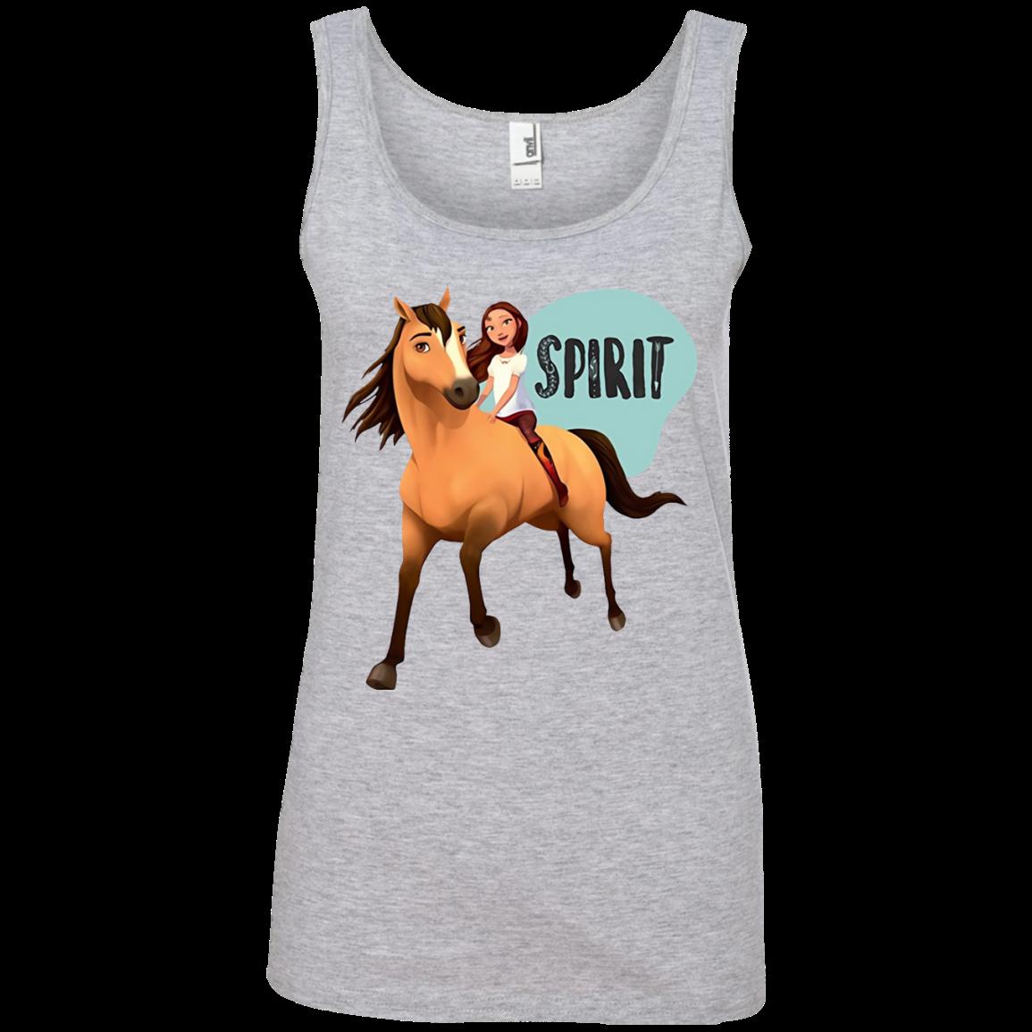 22e3bf38 Kids DreamWorks Spirit Riding Free - Lucky & Spirit T shirt Hoodie Sweater