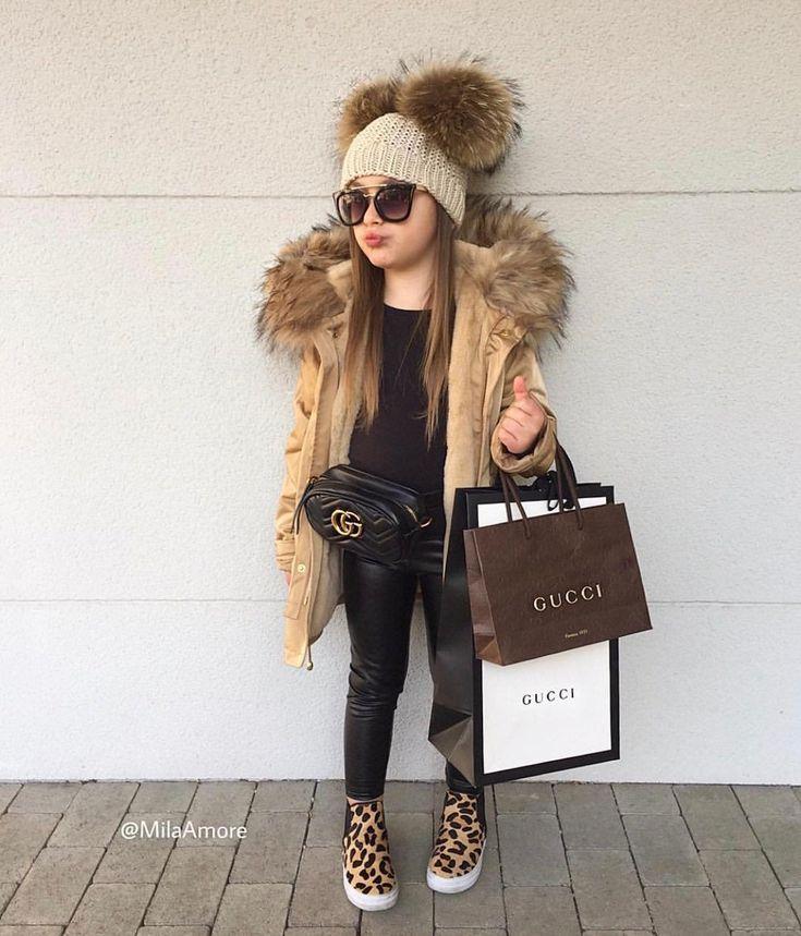 Chunky Beanie Double Fur Pompom Hat - 100% Wool -