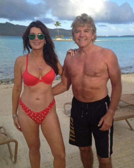 With Lisa rinna bikini congratulate, this