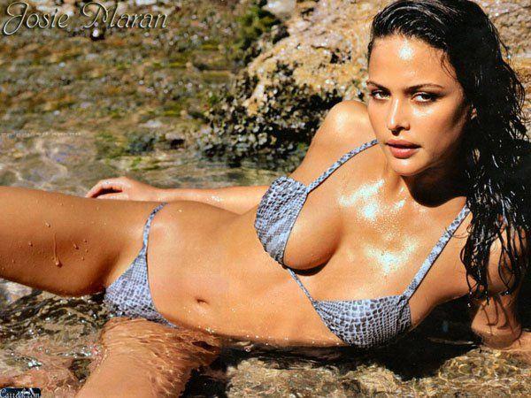 Maran boob Josie hot