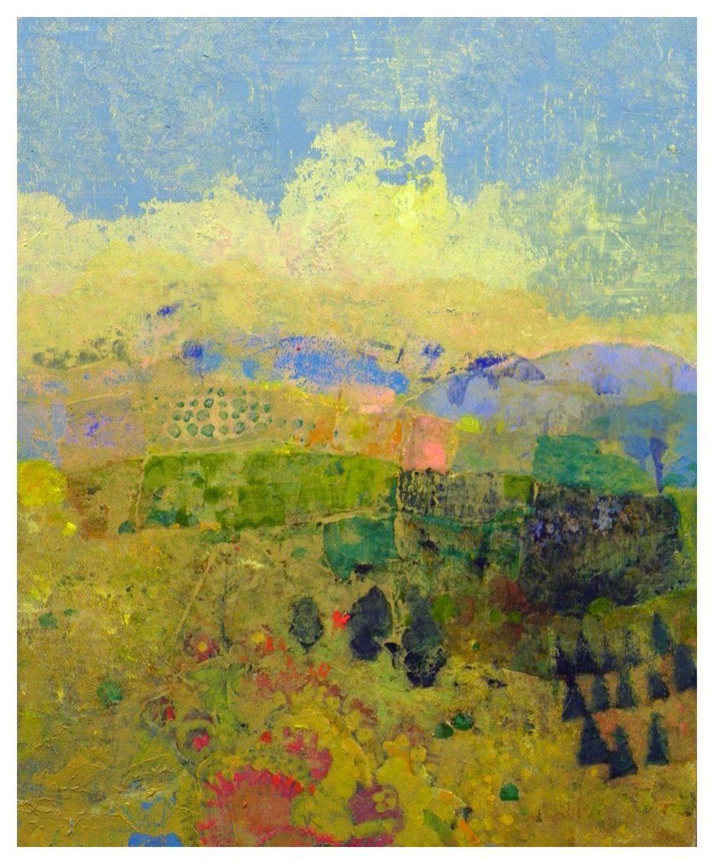 20 mark english abstract art landscape landscape art