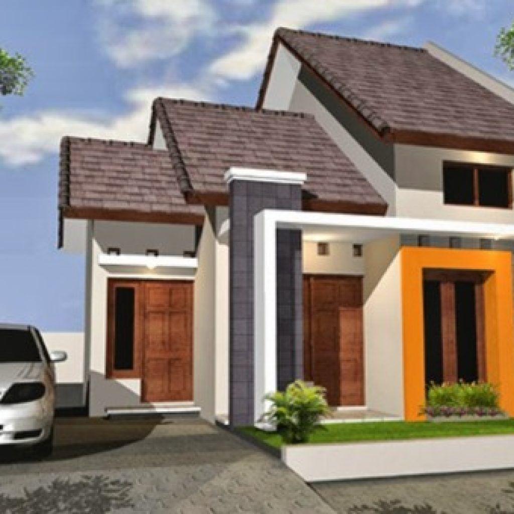 10 Model Rumah Sederhana Di Kampung Terbaru 2020 Rumah