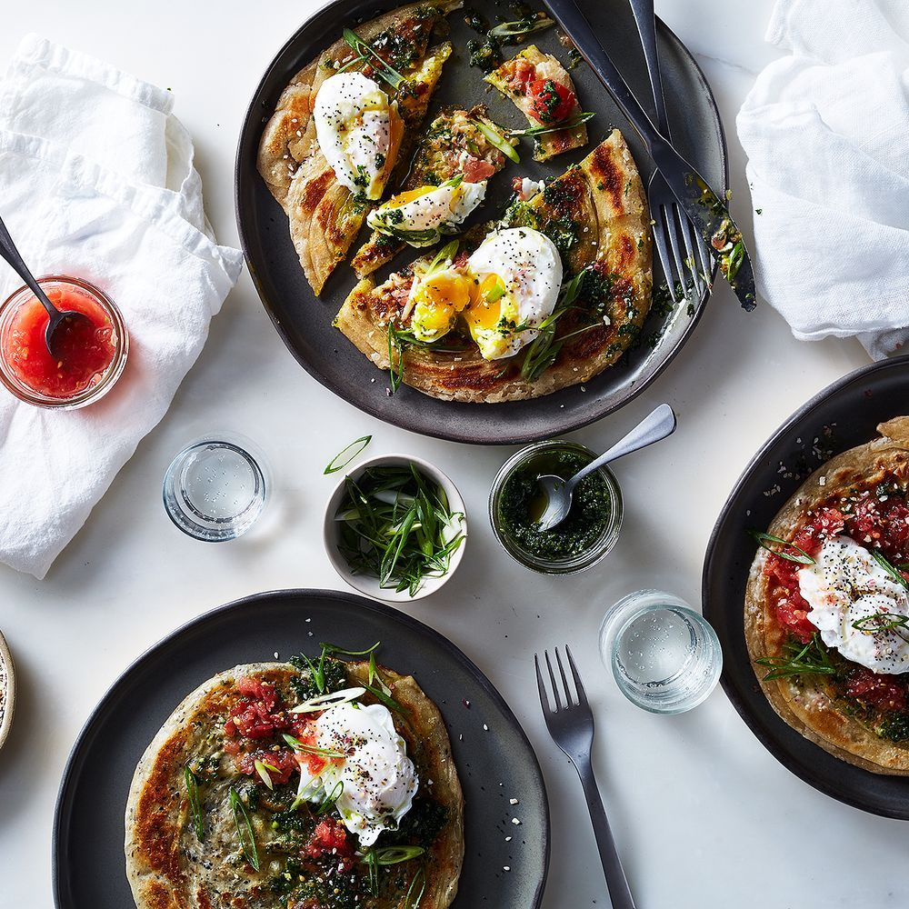 Malawach (Yemenite Jewish Pancakes) | Receta | Cocinas y Comida