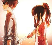 Anime Boy And Girl Confession Google Search Anime Best Friends