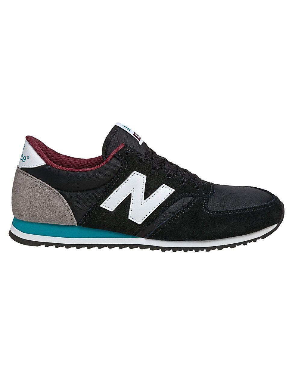 Chaussures New Balance U420 turquoise Casual unisexe fK2DMK9lO