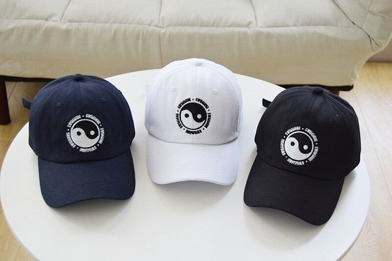 Mac Miller Dad Hat 100 Cotton Swimming Yin And Yang Gossip Embroidered Hat Snapback Baseball Cap For Men And Wom Casual Hat Hat Fashion Men Baseball Hat Style