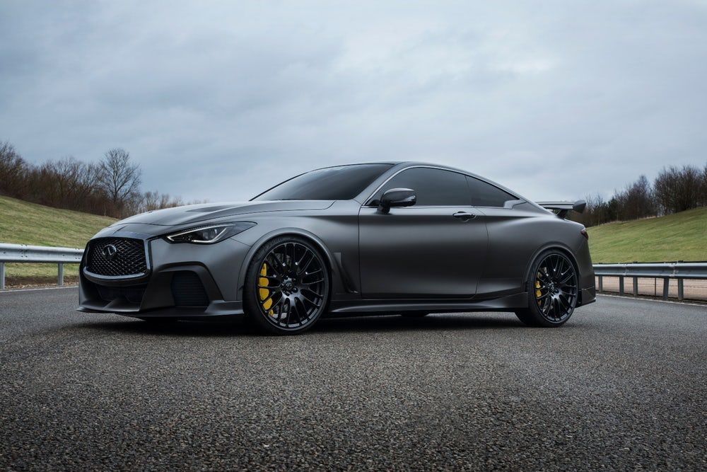 Infiniti taps its F1 connection for hotter hybrid Q60