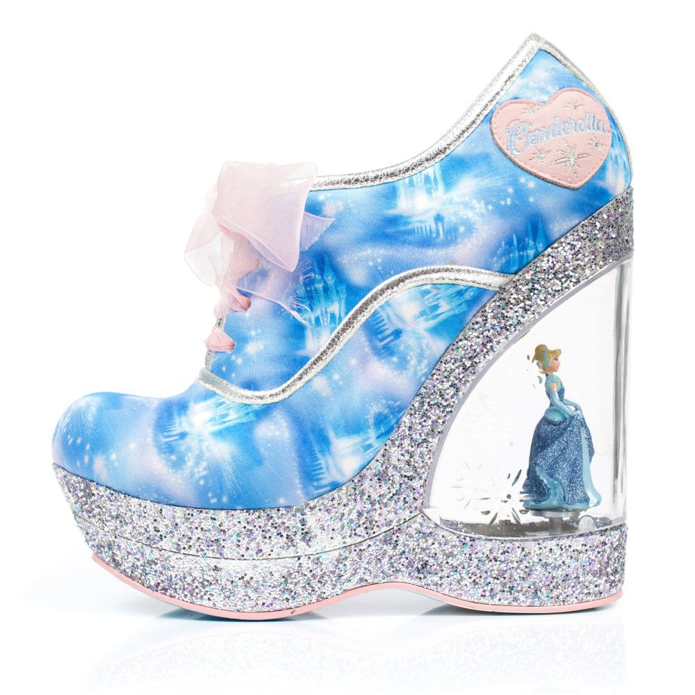 Magical Cinderella It Than Doesn't Get Irregular Choice More The 4x4tqwaF