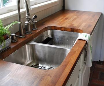 Alternative Countertop Surfaces That Counter The Granite Craze