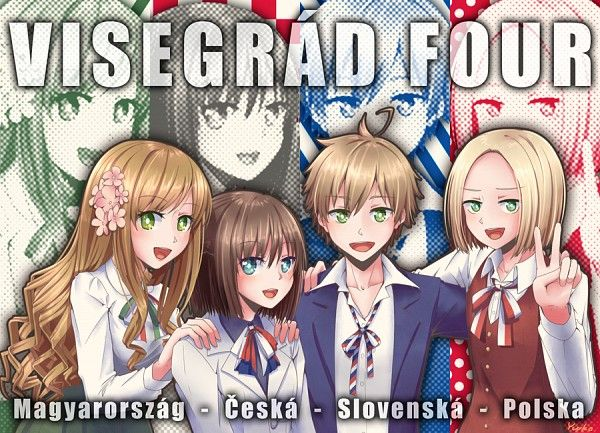 Visegrad four is unofficial group of: Poland, Czech Republic, Slovakia and Hungary