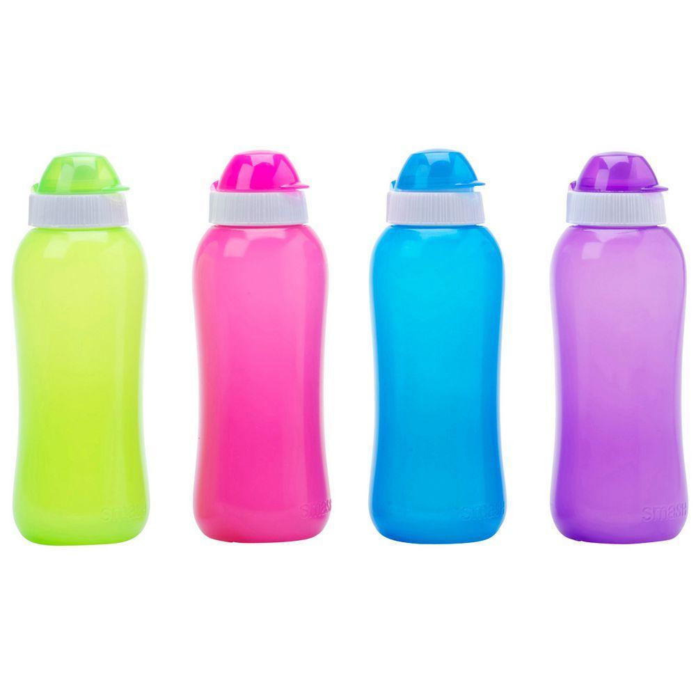 Pink Bottled Drinks For Kids