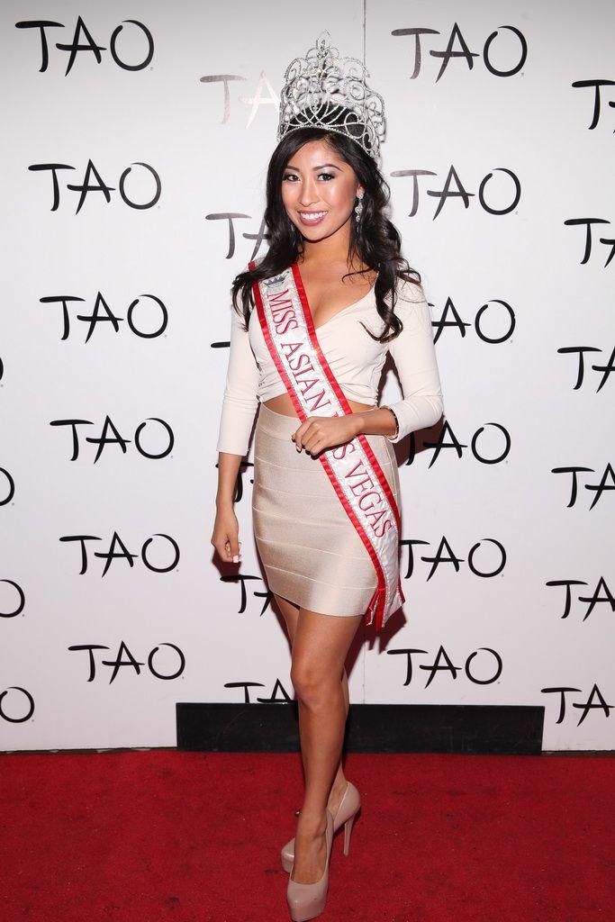 Miss Asian Las Vegas Pre-Party at TAO Nightclub   Tao