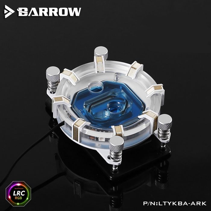 Barrow LRC RGB v2 Aurora Limited Edition CPU waterblock 0 4MM