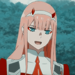 Eyeepatch Zero Two Cute Darling In The Franxx Anime Funny Cute Anime Character