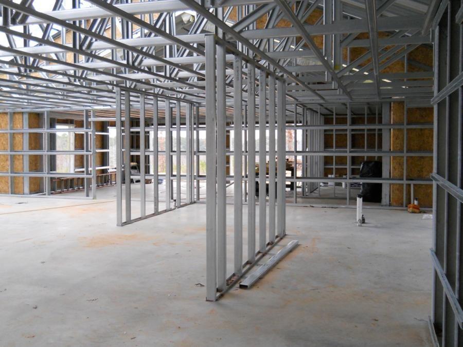 Steel Steel Framing Kits For Custom Homes for Sale | LTH Steel ...