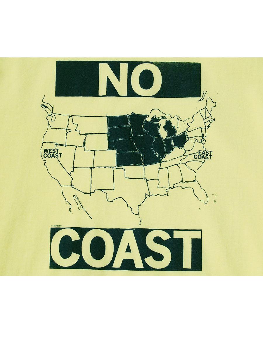 Represent coast west coast east coast
