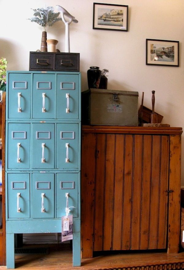 tall file drawer cabinet with side by side drawers · Vintage File  CabinetMetal ... - Tall File Drawer Cabinet With Side By Side Drawers Home Sweet Home
