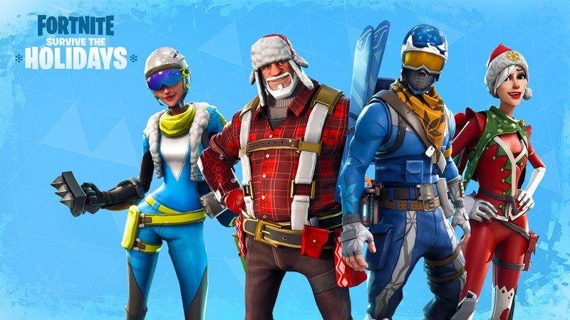Will The Holiday Hero Skins For Fortnite Come Back Fortnite Epic Games Fortnite Captain America