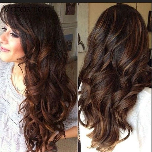 Hair Warm Brown Pretty Hair Makeup Fragrance And Nail Ideas