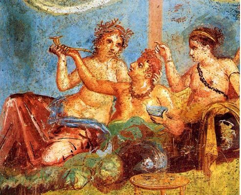 ancient rome orgy Jul 2011  IT'S HISTORY 100,908 views · 9:57.
