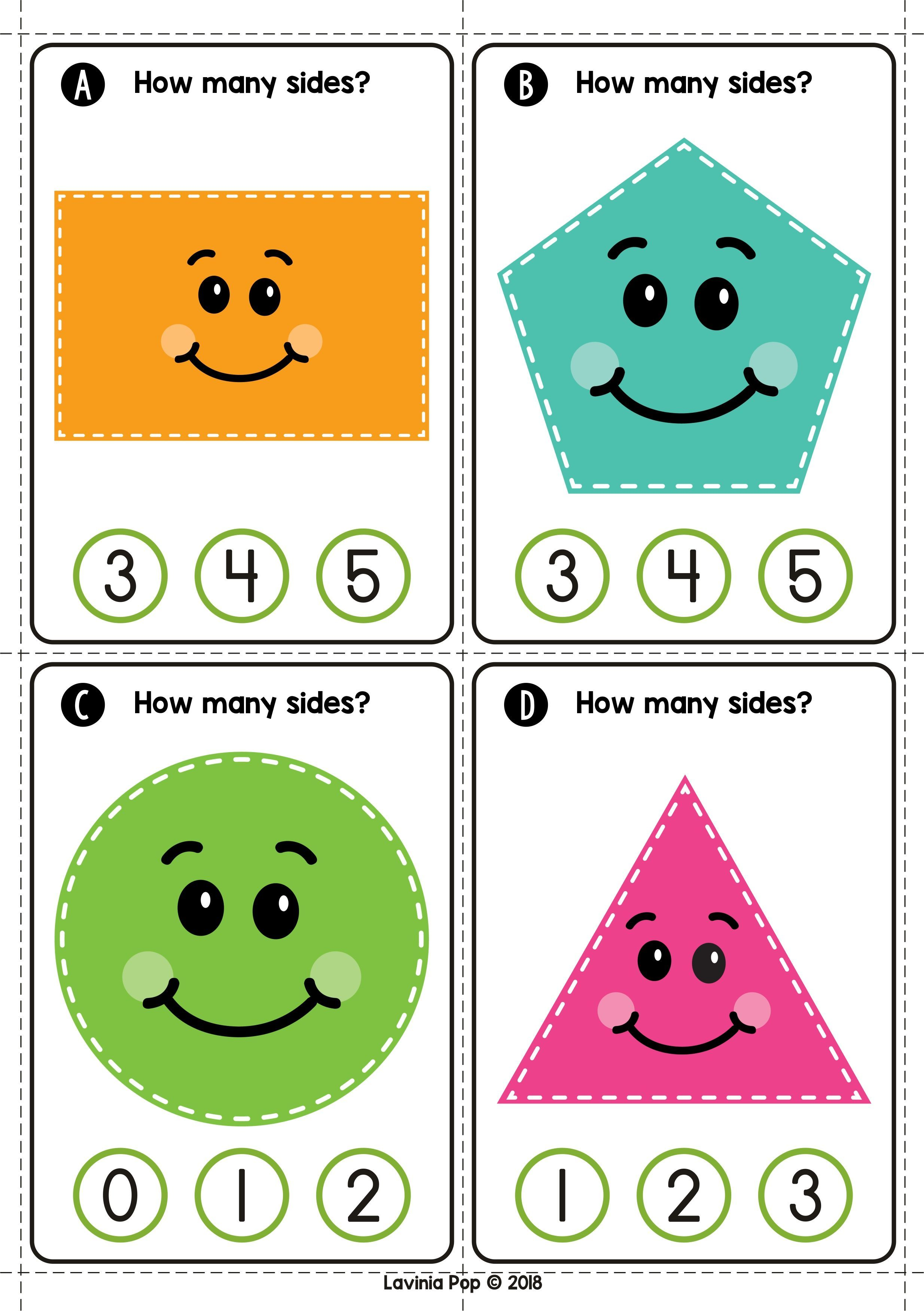 St Patrick S Day Math Centers For Kindergarten