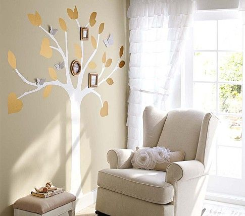 Tree Decal | Pottery Barn Kids. Tree Wall MuralsPottery ...