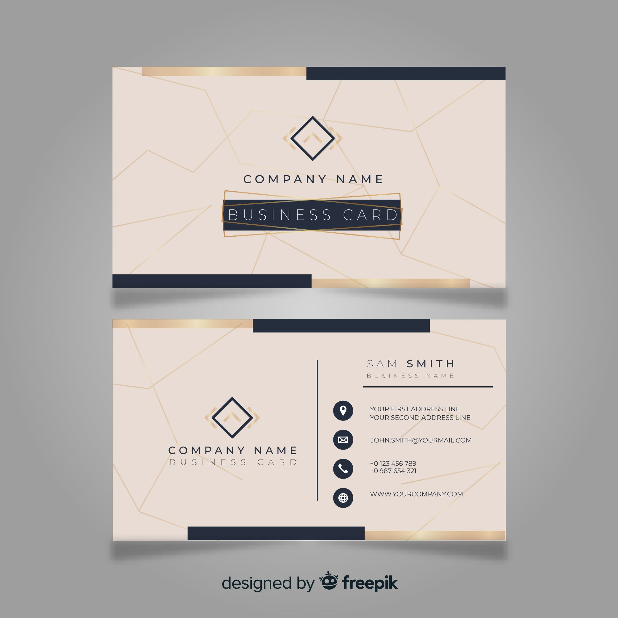 Business Card Template Free Business Card Templates Business Card Template Business Card Design