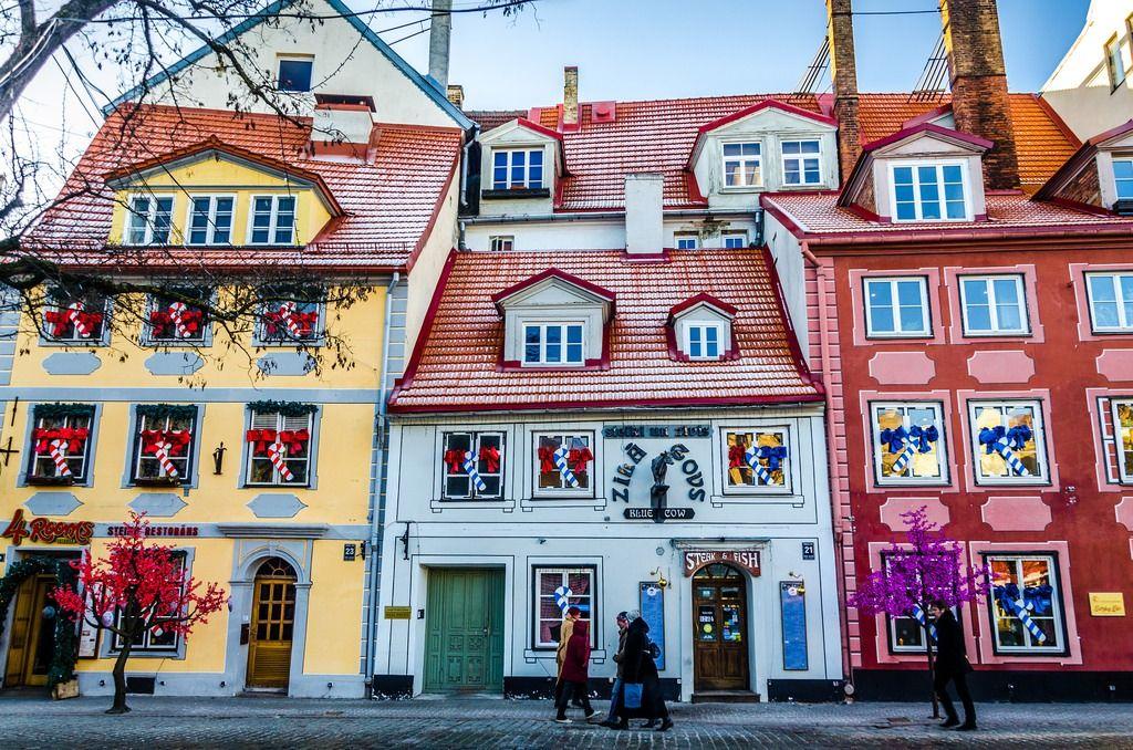 vacilandoelmundo:  Riga, Latvia